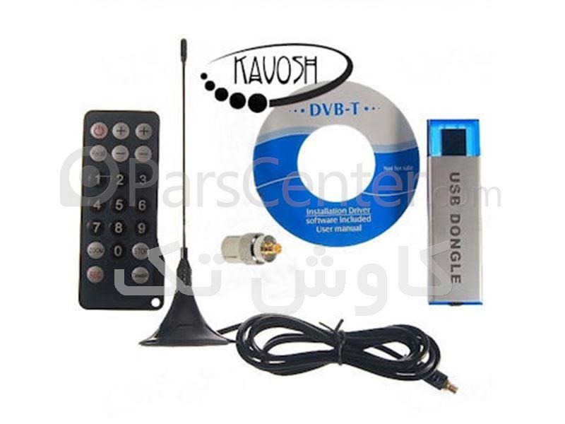 گیرنده تلویزیون دیجیتال برای لپ تاپ و کامپیوتر