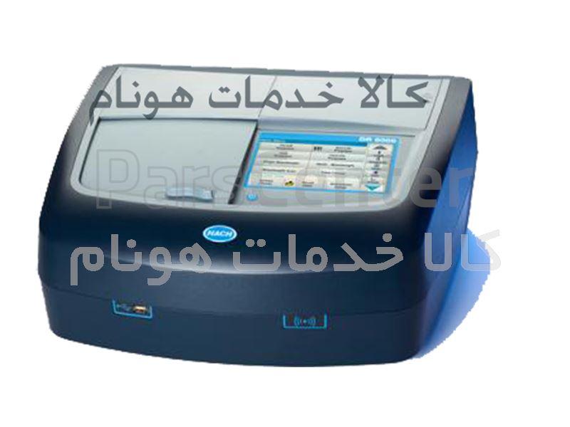 دستگاه اسپکتروفتومتر uv-visible کمپانی هک مدل DR6000