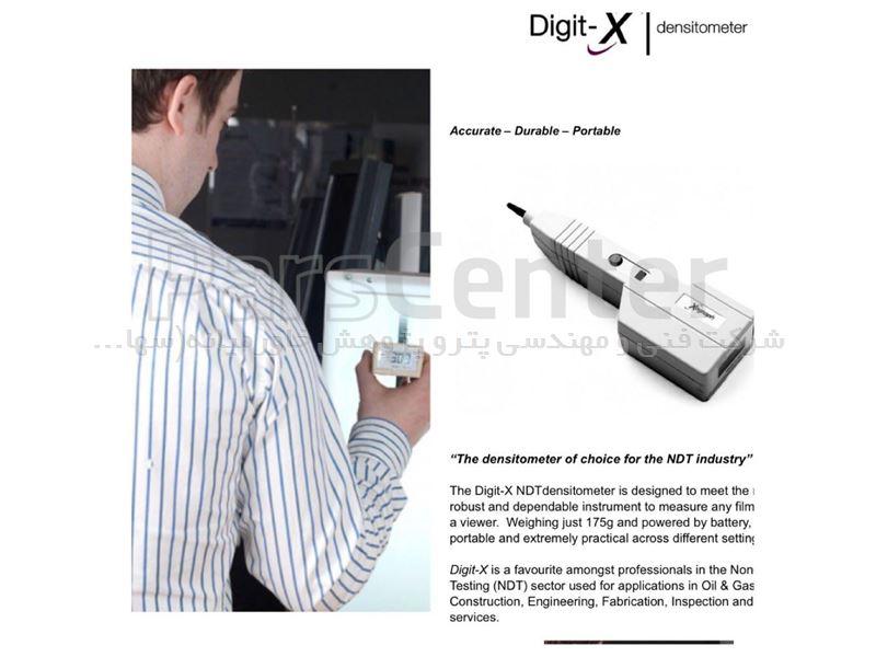 دانسیتومتر DIGIT-X شرکت xograph