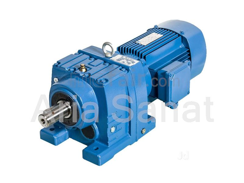 ROSSI Hollow Shaft Gearbox with no Coupling