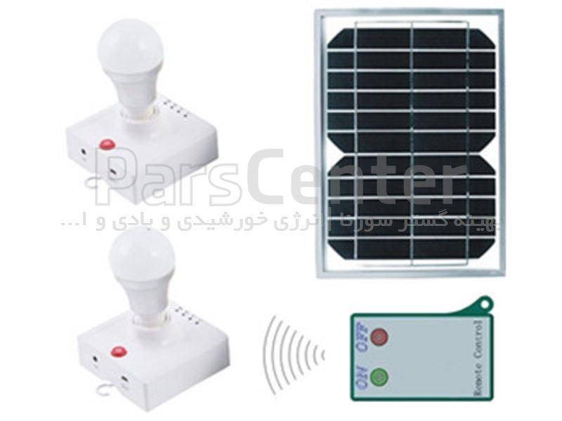 سیستم روشنایی پرتابل خورشیدی قابل حمل  شرکت yiglisolar