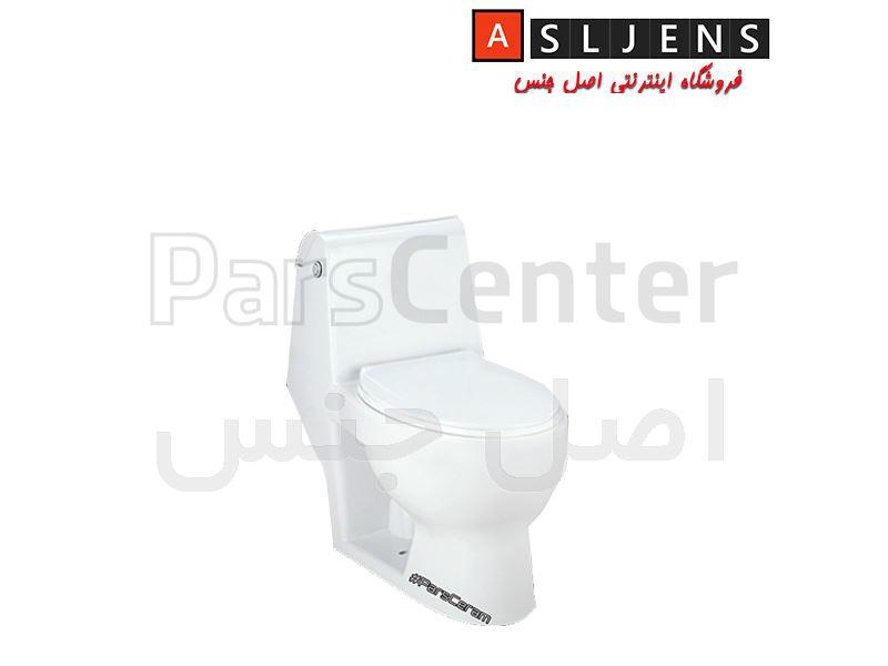 توالت فرنگی مدل سورن پارس سرام