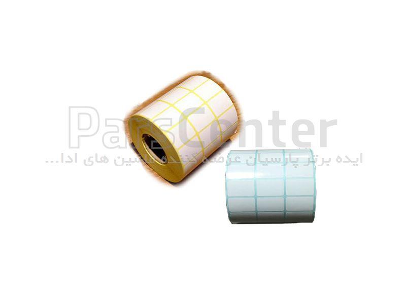 لیبل کاغذی 31*21