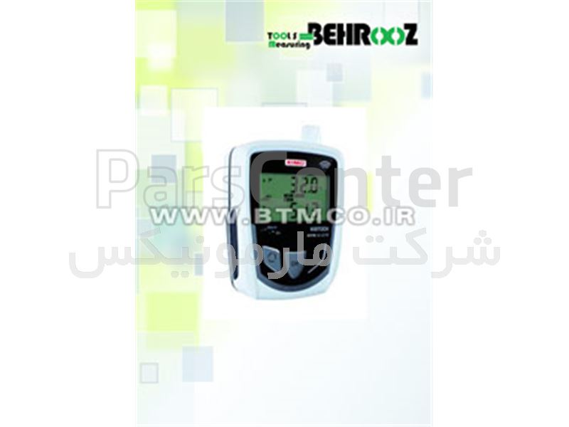 دیتالاگر فشار وایرلس مدل KIMO KP 110-RF