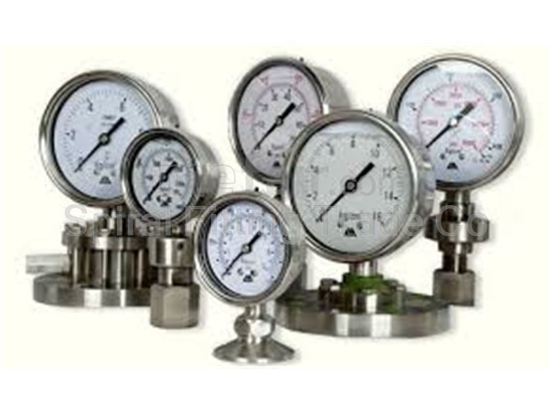 Stainless steel and carbon steel Gauges