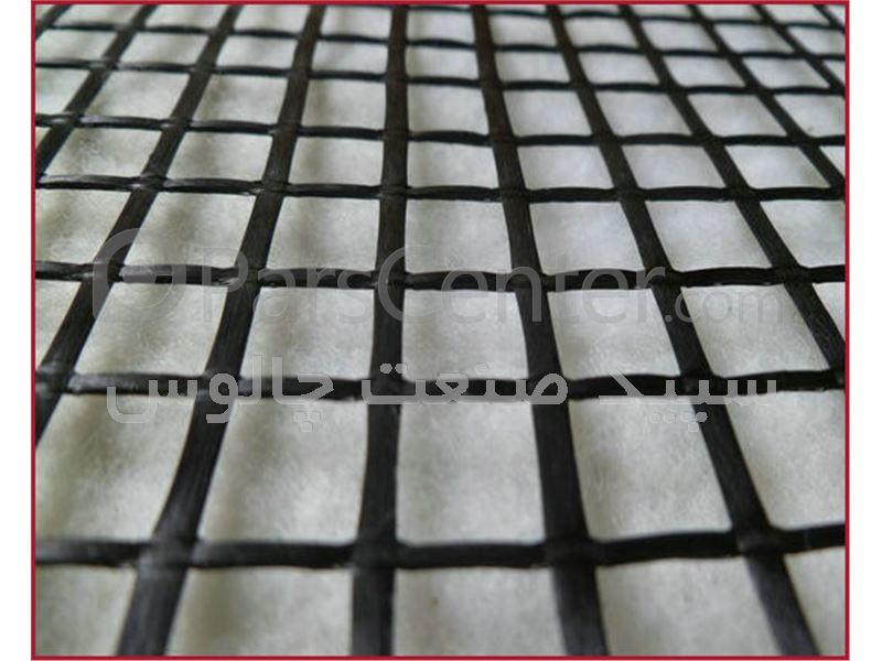 ژئوتکستایل نبافته گرمادیده تا عرض7 متربا گرماژ 400 پلی پروپیلن(P.P (4P400