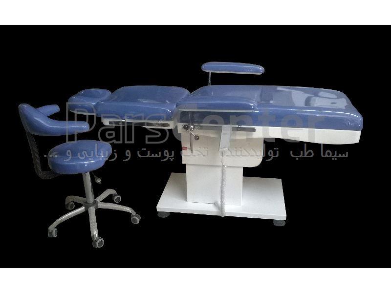 تخت چشم پزشکی مدل ST5