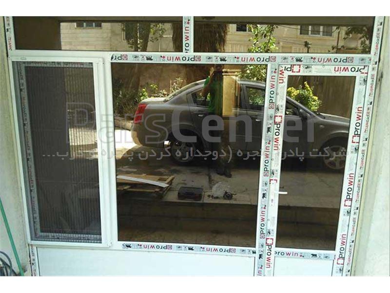 تعویض پنجره قدیمی بدون تخریب TPG19