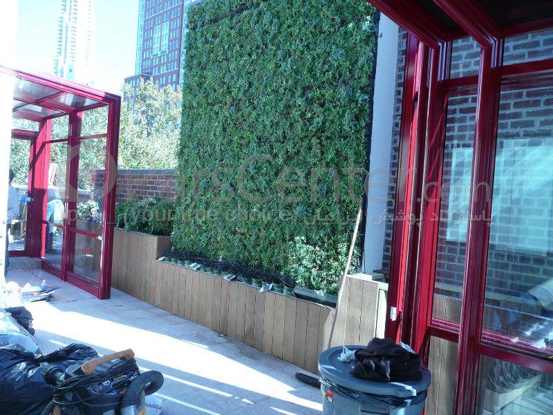 سیستم پوشش سقف متحرک رستوران مدل ال 10   The restaurant El movable roof system