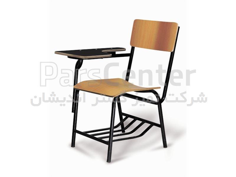 صندلی دانش آموزی دانشجویی تک نفره ام دی اف