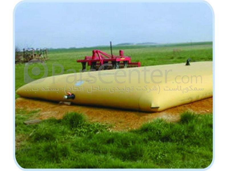 مخزن ذخیره آب تاشو در حجم های گونا گون