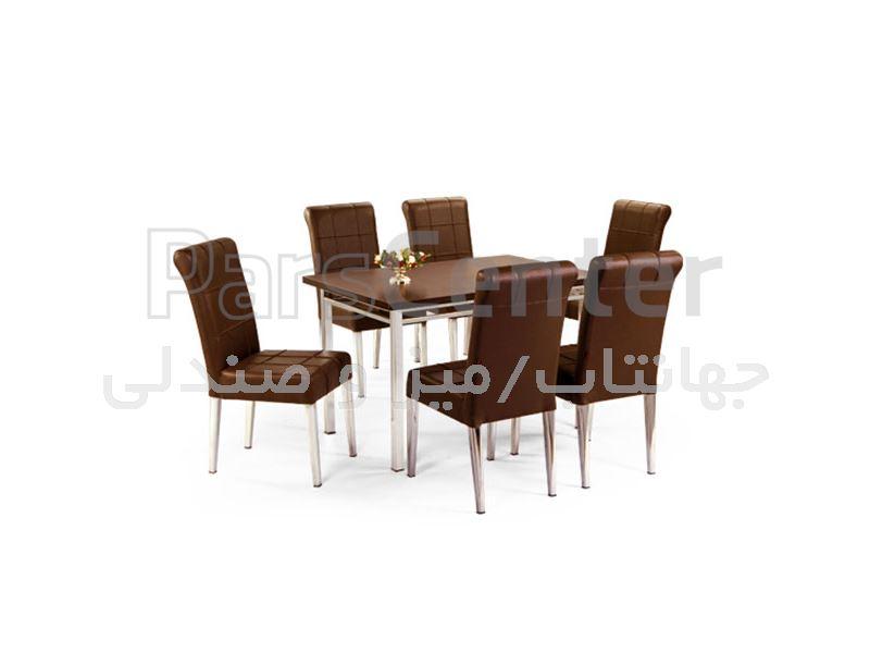 میز رستورانی مدل 1075 (جهانتاب)