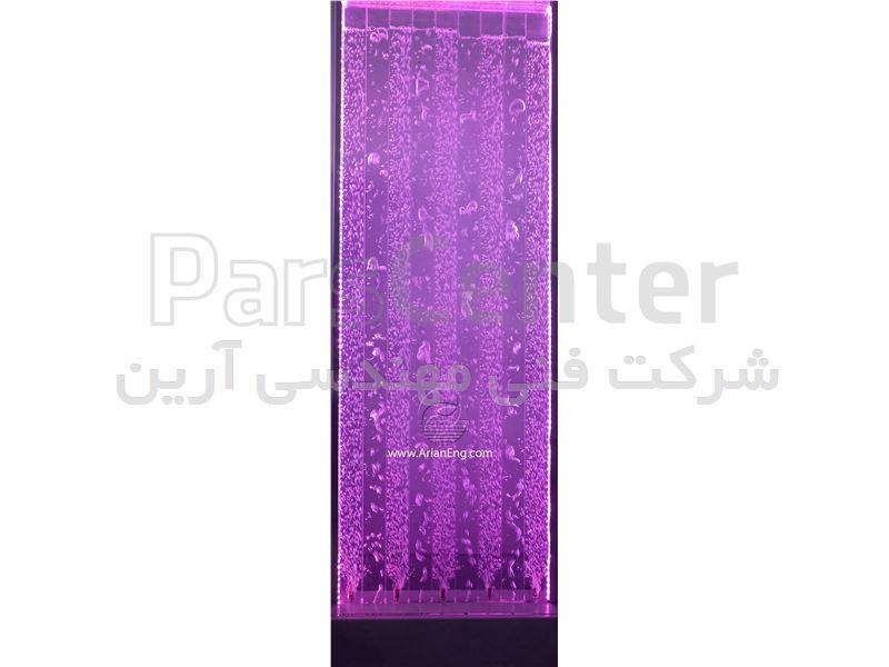آبنما حبابی ستونی عرض 60 سانتیمتر