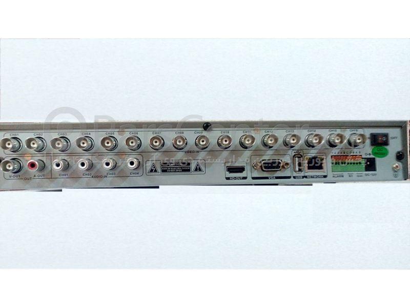 دی وی آر 16کانال ایمپکس HDMI,LAN