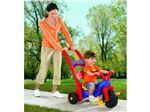 سه چرخه دو کاره کودک کد73528قیمت:قیمت مراجعه به  piccotoys.com