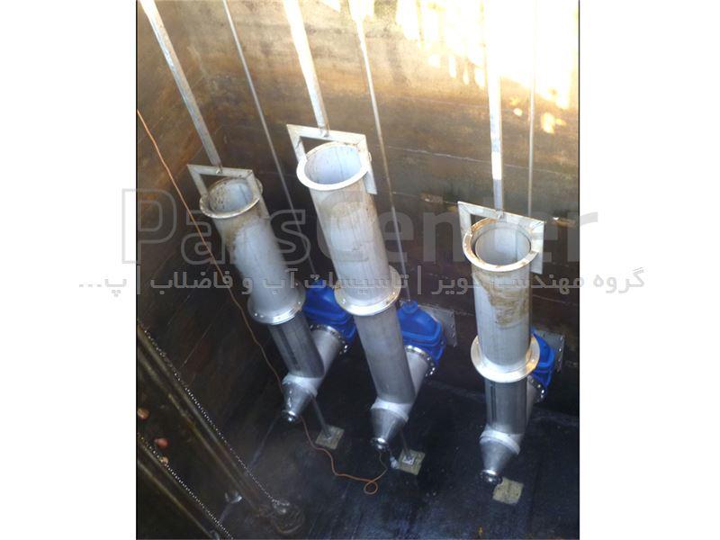 شیر تلسکوپی | Telescoping valve