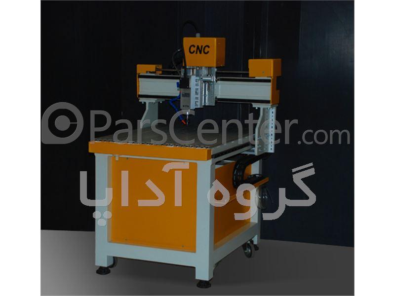ماشین فرز cnc مدل: ENC-S600