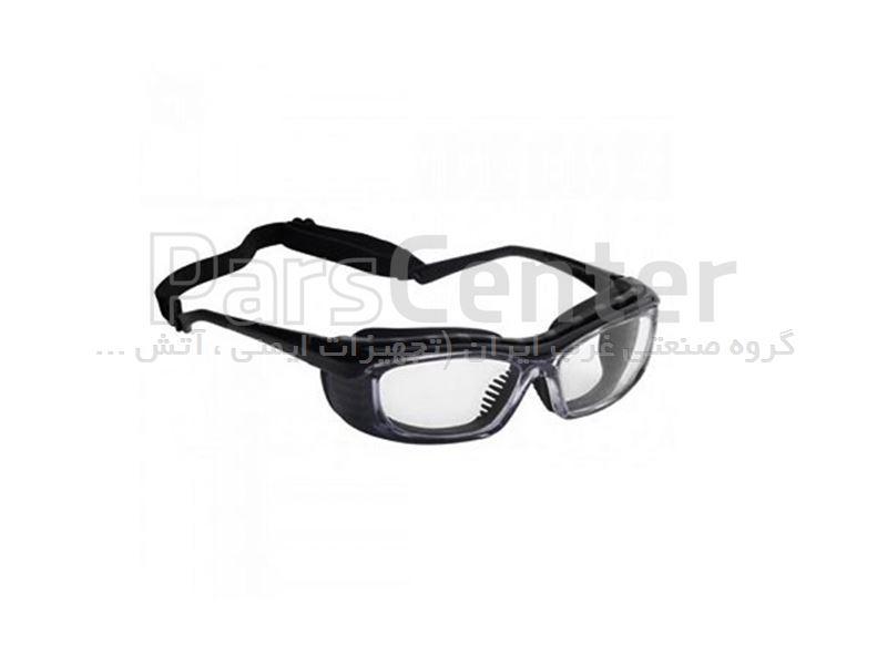 عینک ایمنی طلقی ضد گرد و غبار - کد S29