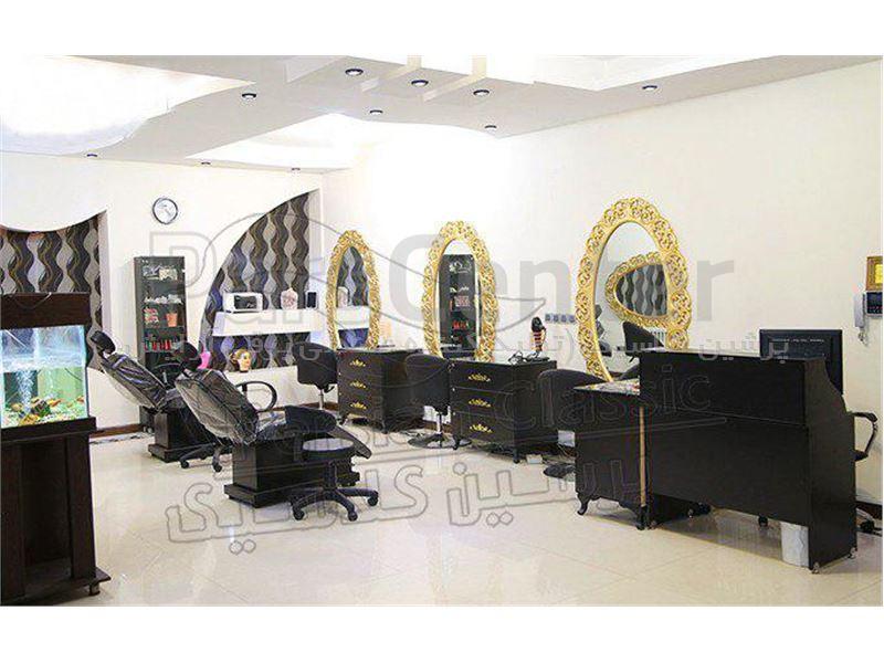 طراحی و اجرای دکوراسیون آرایشگاهی CR3