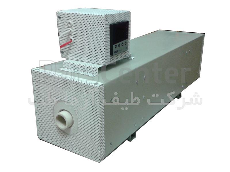 کوره الکتریکی آزمایشگاهی 2.5 لیتر