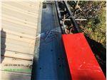 تعمیر-تعویض و ایجاد آبرو برای سالنهای صنعتی