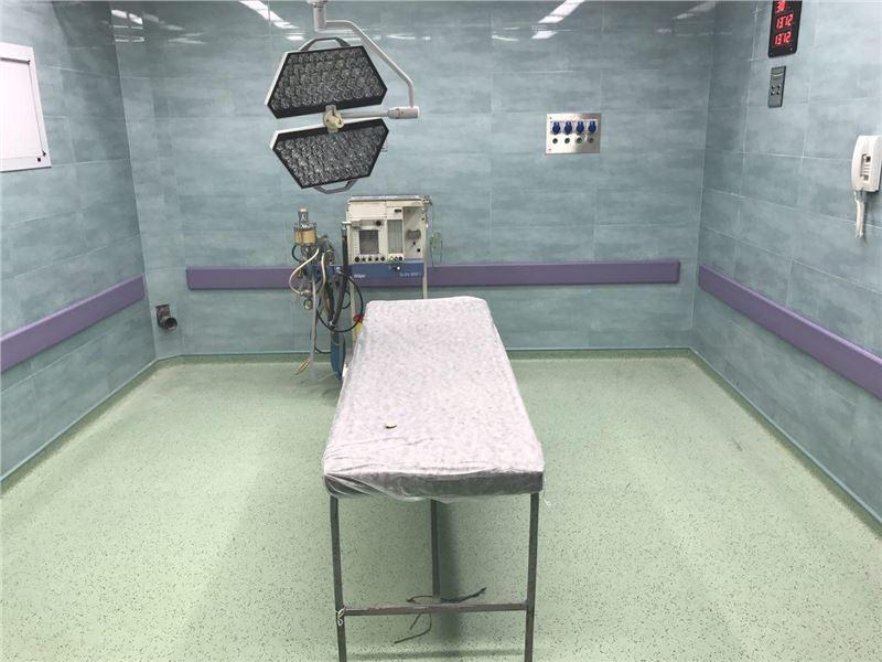 جندی شاپور غرب نمایندگی هندریل بیمارستانی و ضربه گیر بدنه بیمارستانی و  ضربه کنج بیمارستانی