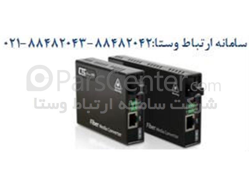 مدیکانورتور تک کر Core یا مدیاکانورتور WDM سی تی سی FMC-10/100i-SC40A ,FMC-10/100i-SC40B
