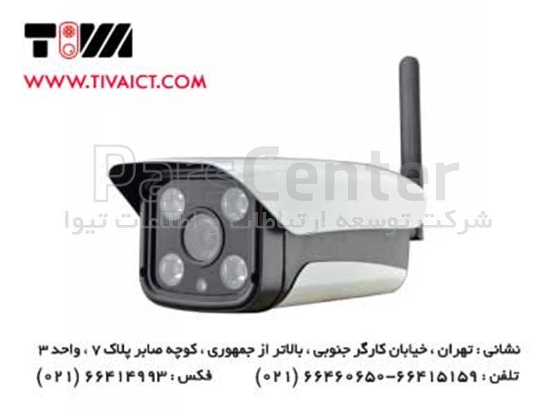 دوربین مداربسته آژیر دار مدل TM-B101 Plus