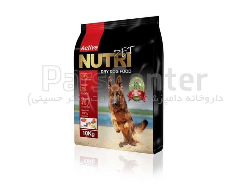 غذای 29% پروتیین سگ 10 کیلویی