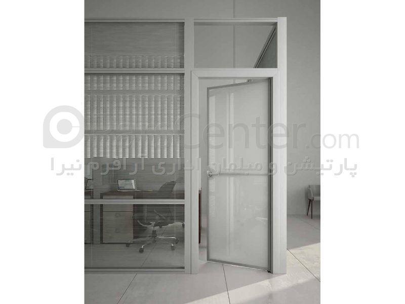درب شیشه ای تکجداره و دوجداره آرا فرم نیرا