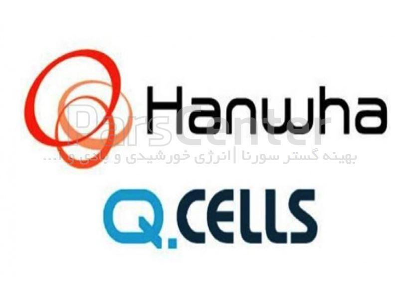 پنل خورشیدی 270 واتی کیوسل تحت لیسانس آلمان پلی کریستال سری HSL Hanwha-Q.CELLS