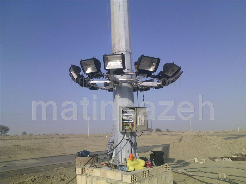 optical tower
