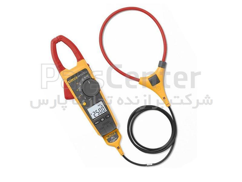 مولتی متر کلمپی فلوک با اتصال کابل فلِکسی FLUKE 376 FC
