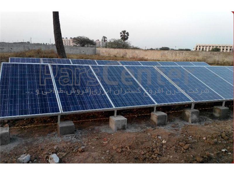 پمپ آب خورشیدی 1 اینچ 80 متری مدل 2018