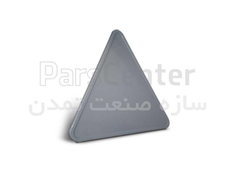تابلو انتظامی فریم دار مثلث قطر ۶۰