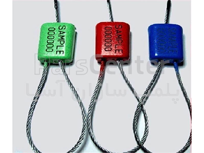 پلمپ های کابلی ( سیم بوکسلی ) - Cable Seals