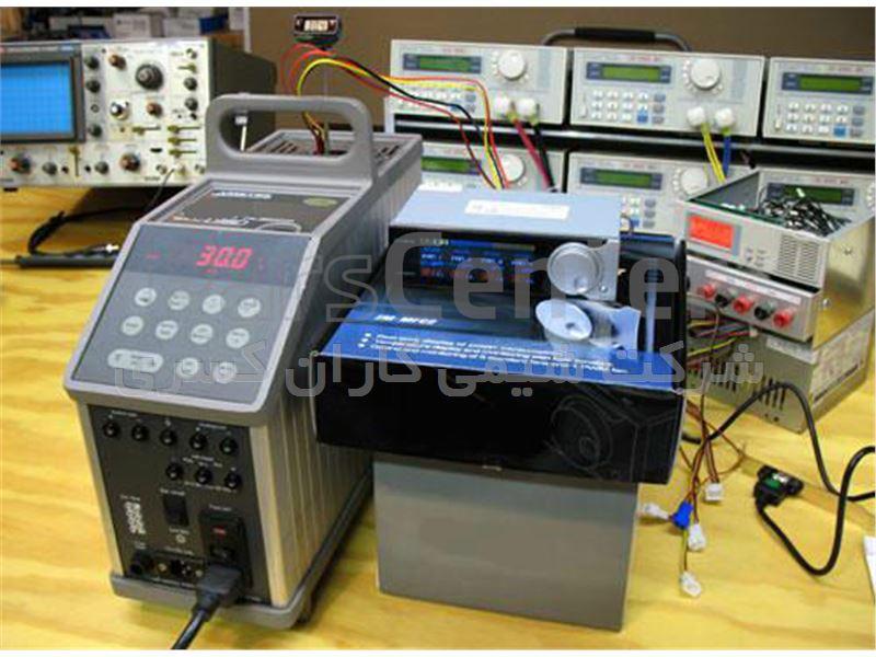 کالیبراتور دمای بالا  High Temperature Calibrator