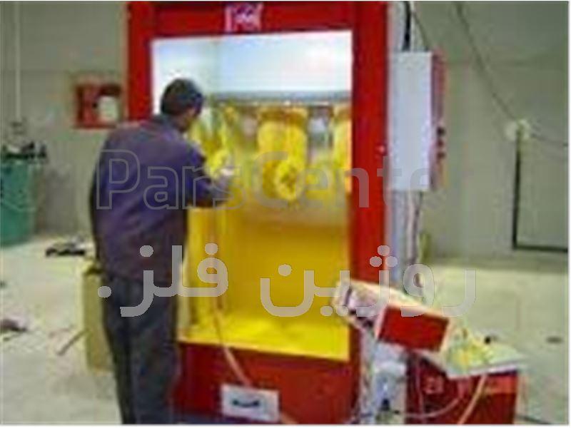 خدمات رنگ الکترواستاتیک