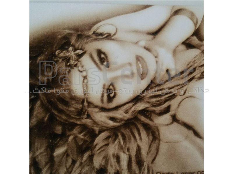 حکاکی لیزری تصویر و چهره