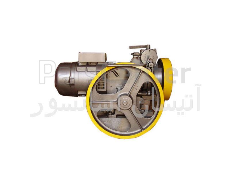 موتور گیربکس آسانسور سیکور mr12 الکمپ