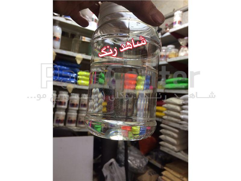 رزین اپوکسی فوق شفاف مخصوص حوض ماهی و میز