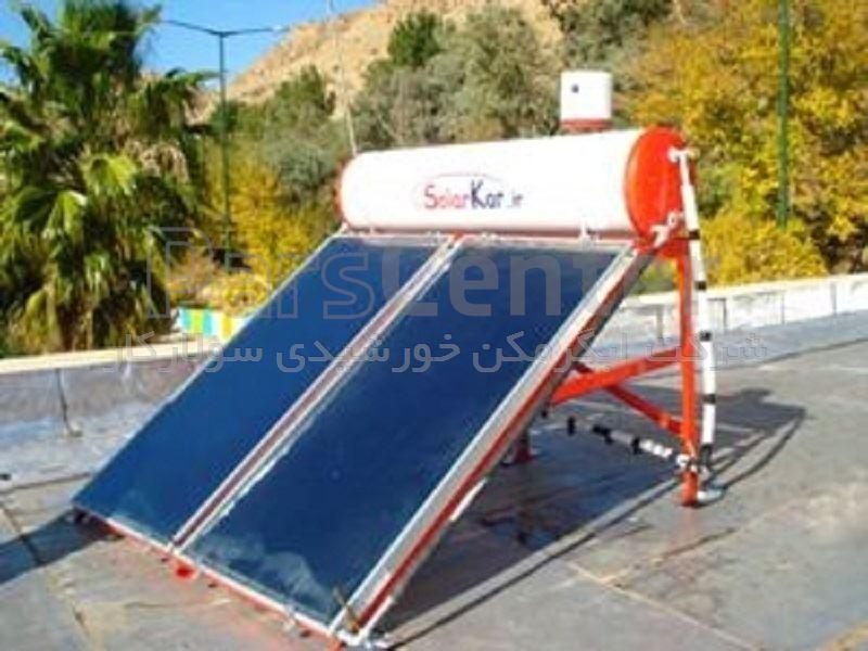 ابگرمکن خورشیدی ترموسیفونی