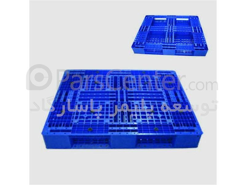 توسعه پلیمر پاسارگاد - پالت پلاستیکی کد 112پالت پلاستیکی کد 112