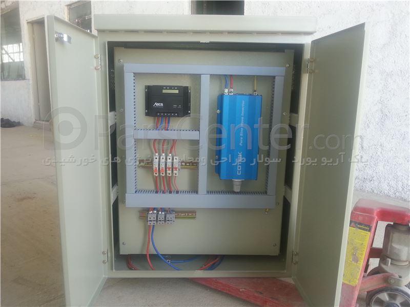 مولد برق خورشیدی سریpa 240w
