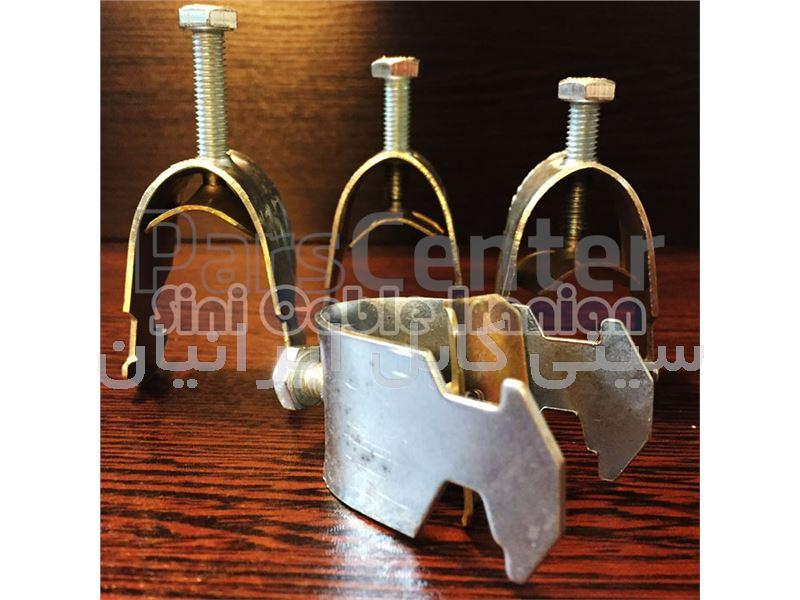 بست چنگالی 16-12 (Fork clamps)