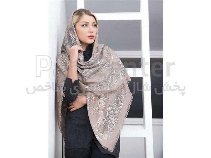 روسری قواره 140 ریشه سوزنی