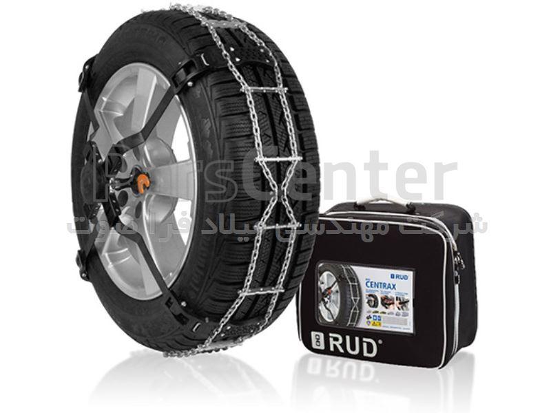 زنجیر چرخ انواع اتومبیل ساخت RUD آلمان