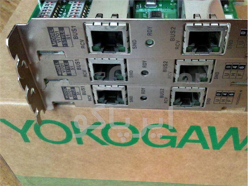 کارت یوکوگاوا Yokogawa VI701 Vnet/IP Interface Card