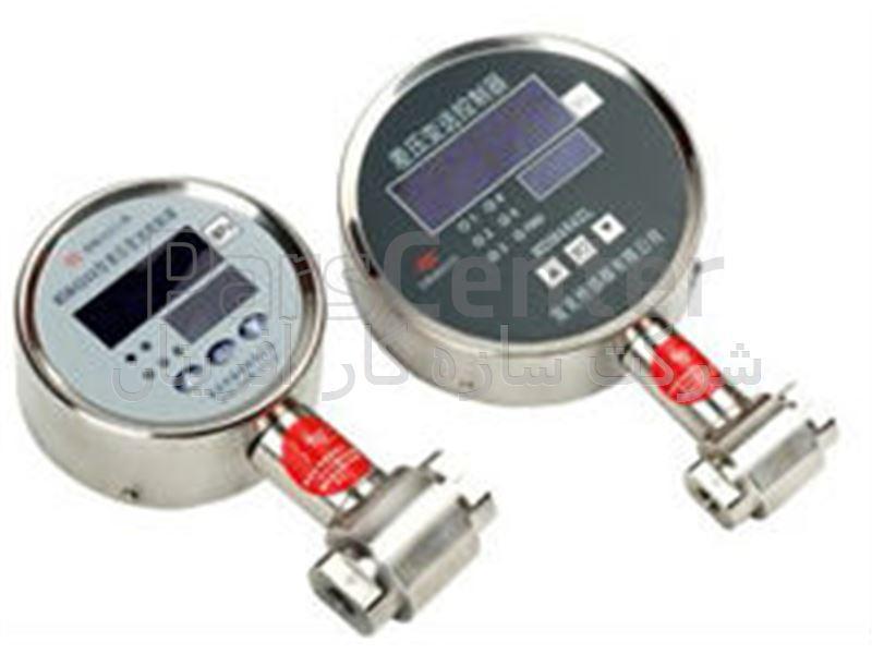 فشار سنج دیجیتالی مدل D1005PS و Ashcroft Digital Pressure Gauge