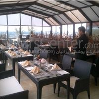 پوشش متحرک و ثابت رستوران